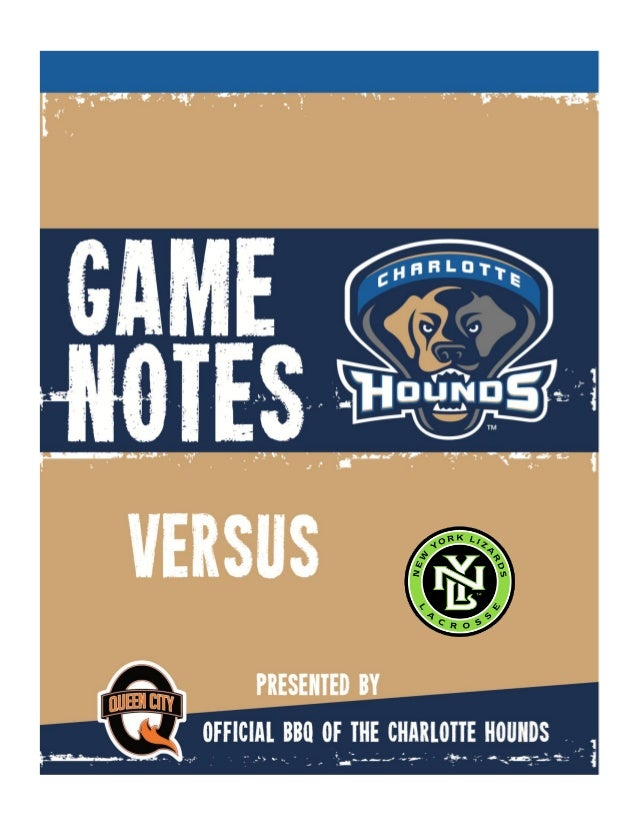 2014 Weekly Game Notes CURRENT LEAGUE STANDINGS Team Win Loss GB Denver Outlaws 6 1 - Florida Launch 4 3 2 Rochester Rattl...
