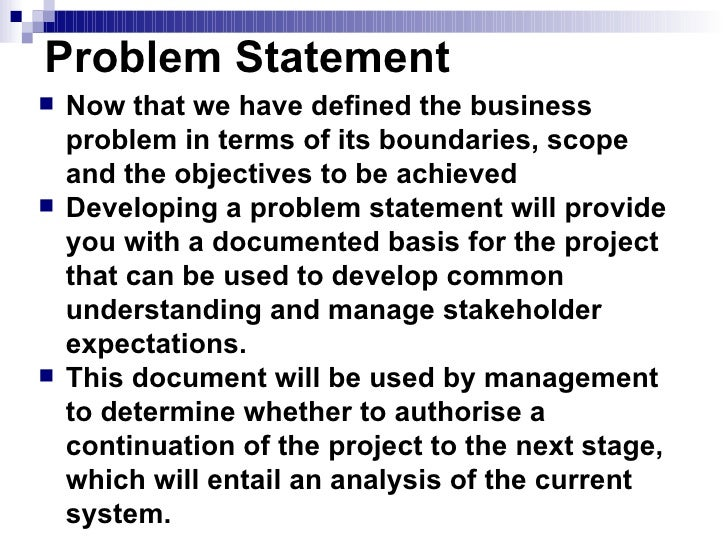 statement of a problem related to ordering system Defining project scope: context and use case for a hypothetical corporate cafeteria ordering system model groups of related use cases as packages or to.