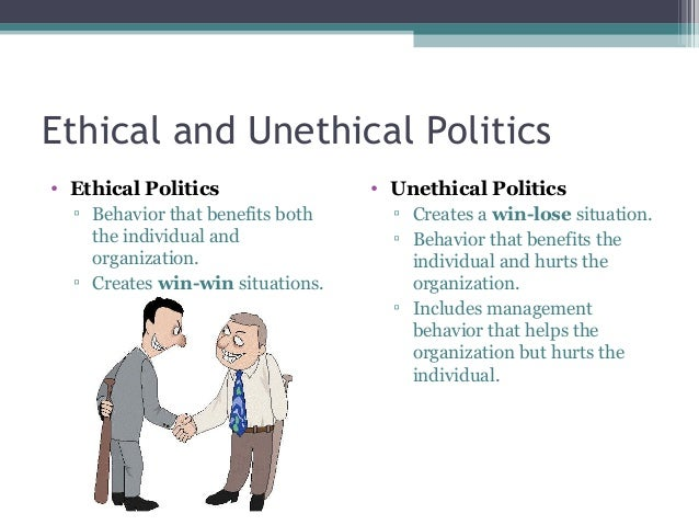 illegitimate political behaviour Organizational politics power in actionlegitimate political behavior if forced out and the less likely he or she is to use illegitimate means.
