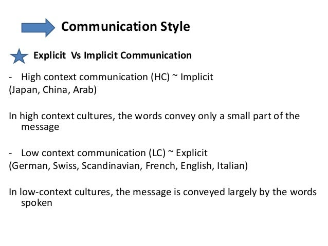 "chinese communication style Below i examine a few social factors that may influence your chinese colleagues' communication styles and cause their styles to differ from the ""traditional chinese "" communication style that i have discussed so far in this blog these factors (as well as the ""traditional chinese"" style) aren't deterministic, however, so use them."