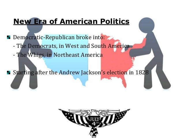 democrats vs whigs A summary of jackson and the whigs: 1830–1844 in history sparknotes's the pre-civil , jackson and congressional democrats passed the indian removal act to.