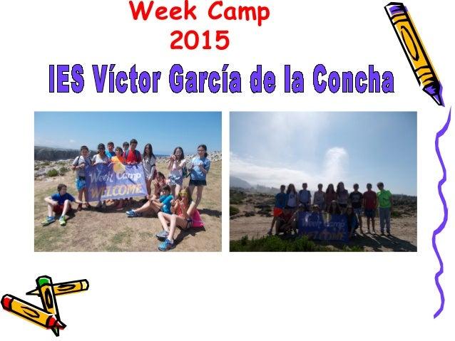 Week Camp 2015