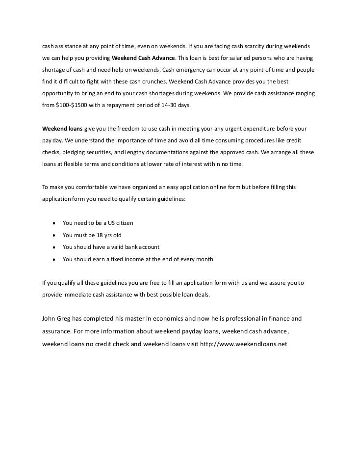 Cash advance authorization picture 7