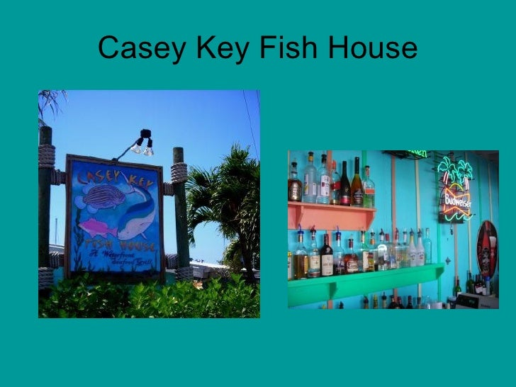 Spend a weekend with rhondak tiki bar sign painter for Casey key fish house