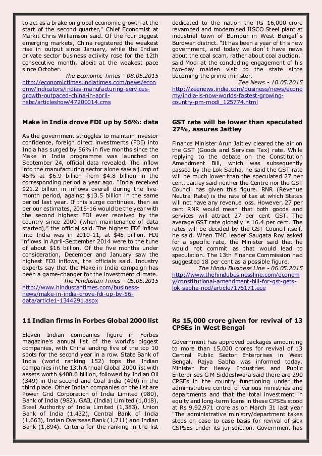 Weekly media update 11. 05. 2015 Slide 2