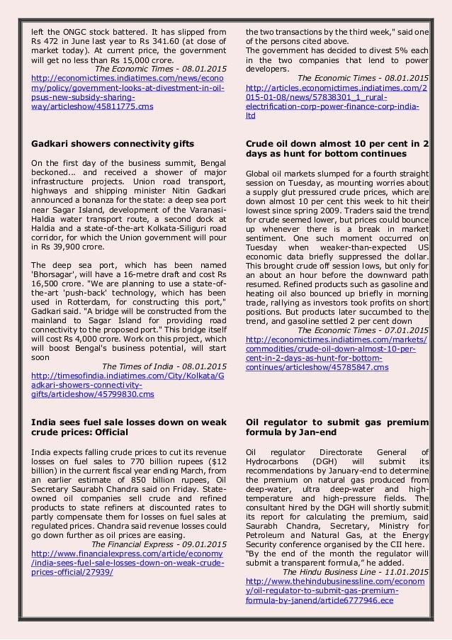 Weekly media update 13.01.2015 Slide 3