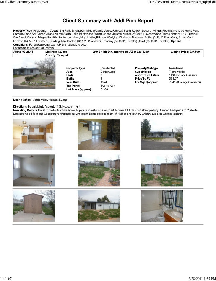 MLS Client Summary Report(292)                                                                                           h...