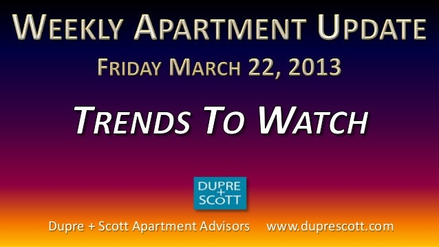Dupre + Scott Apartment Advisors   www.duprescott.com