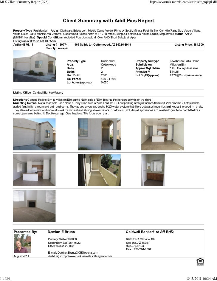 MLS Client Summary Report(292)                                                                                          ht...