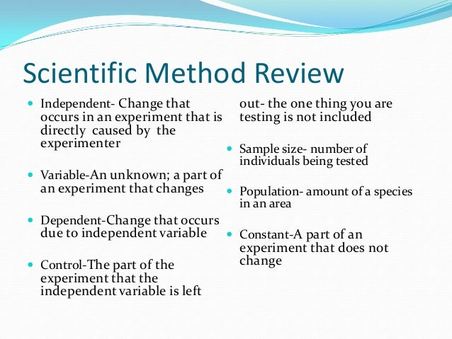 scientific method and unknown sample number Identifying unknown substances posted on october 22,  it's handy to have some method around to identify those pesky unidentified chemicals that are lying around  they turn different.