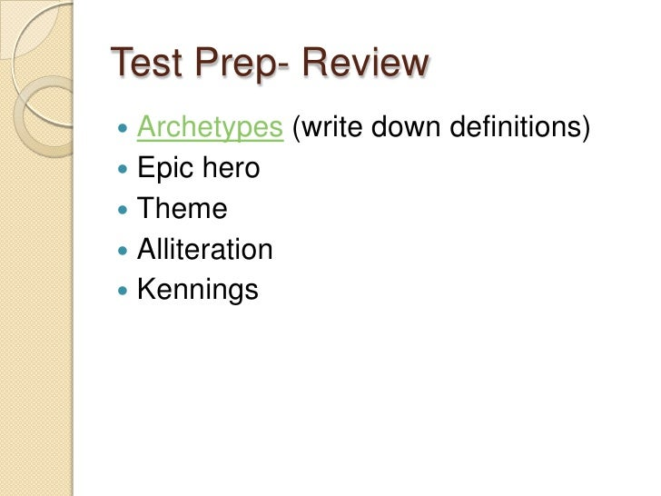 epic of beowulf essay alliteration in beowulf 09-11-2015  check out our top free essays on beowulf as an epic hero to help you write your own essay.