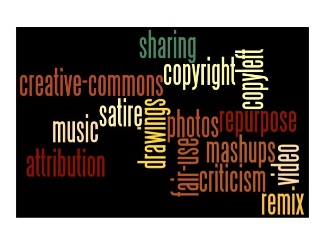 To promote creativity, innovation and the spread of knowledge Article 1 Section 8 U.S. Constitution