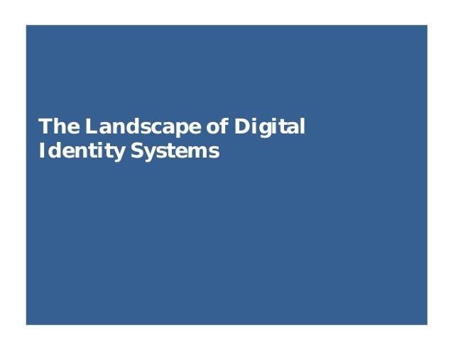 Wef a blueprint for digital iidentity identity information than is currently possible 51 malvernweather Choice Image