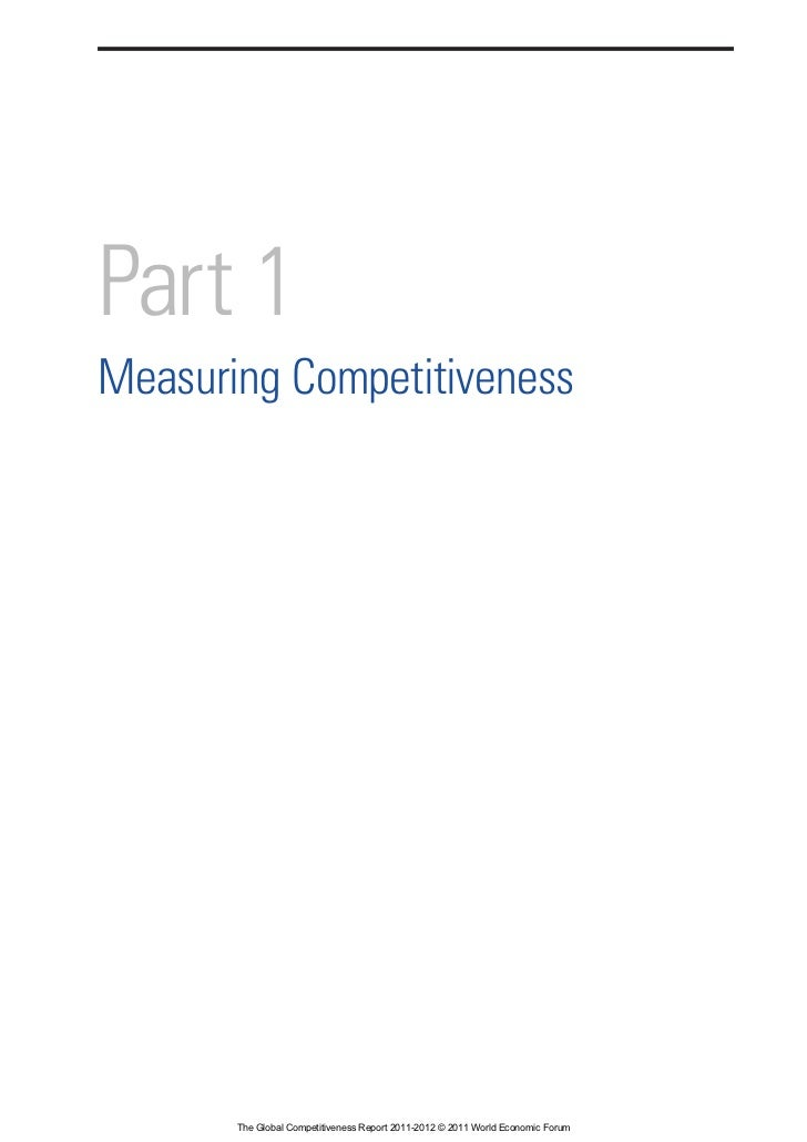 the global competitiveness report economics essay Which is the most economic competitive economy in southeast asia  economic forum's global competitiveness report,  mathematics and economics.