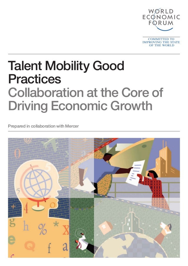 Talent Mobility GoodPracticesCollaboration at the Core ofDriving Economic GrowthPrepared in collaboration with Mercer