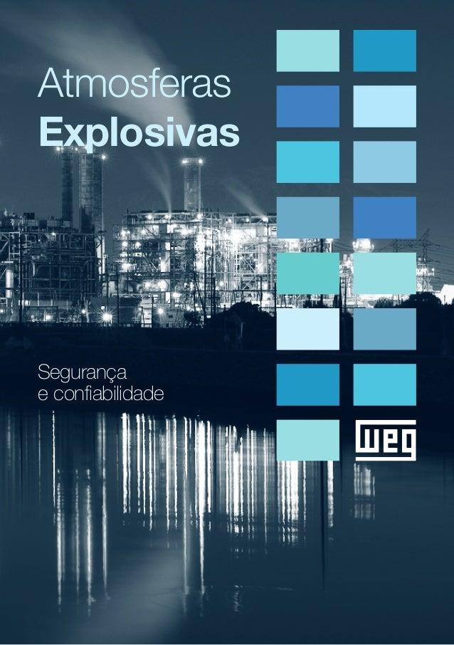 Atmosferas Explosivas Segurança e confiabilidade