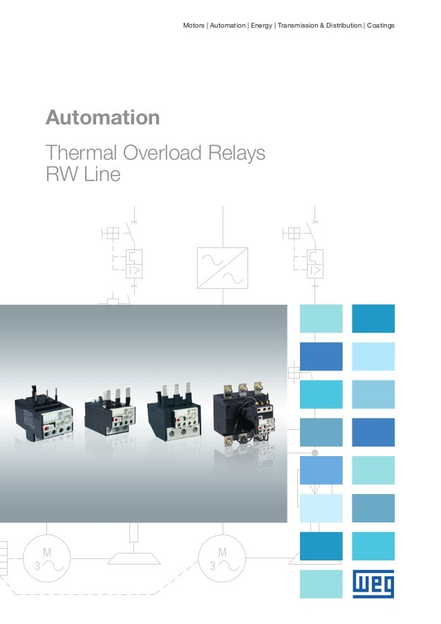 RW - Thermal Overload Relay