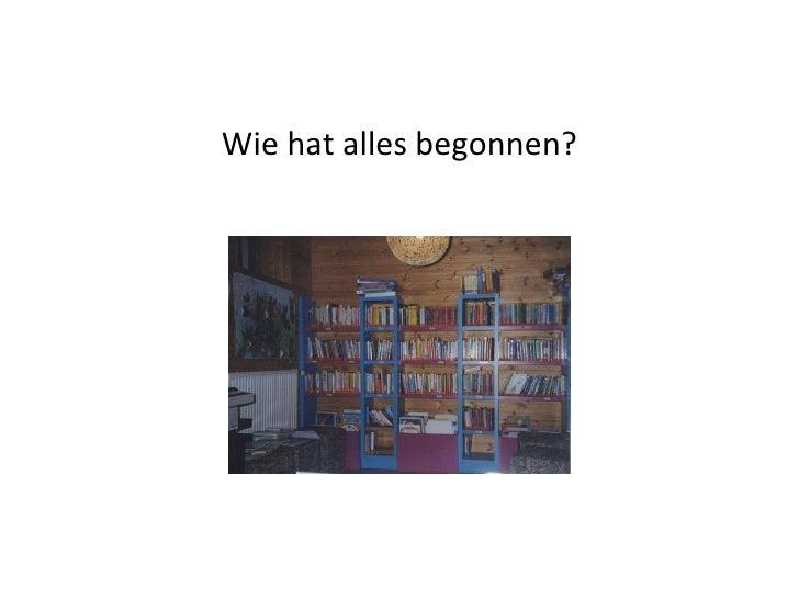 Qualitätssicherung in Südtiroler Bibliotheken Slide 2