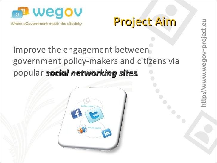 WeGov updated generic presentation Slide 3