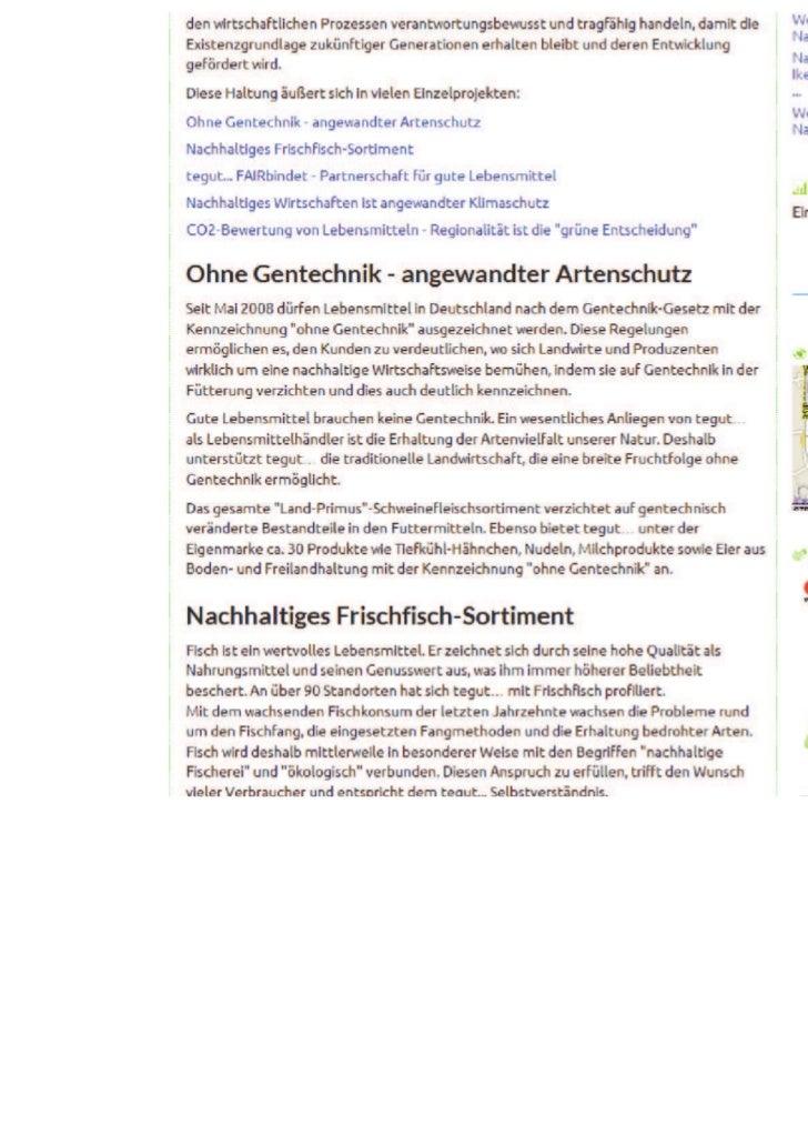 We Green Professional Profil Slide 2