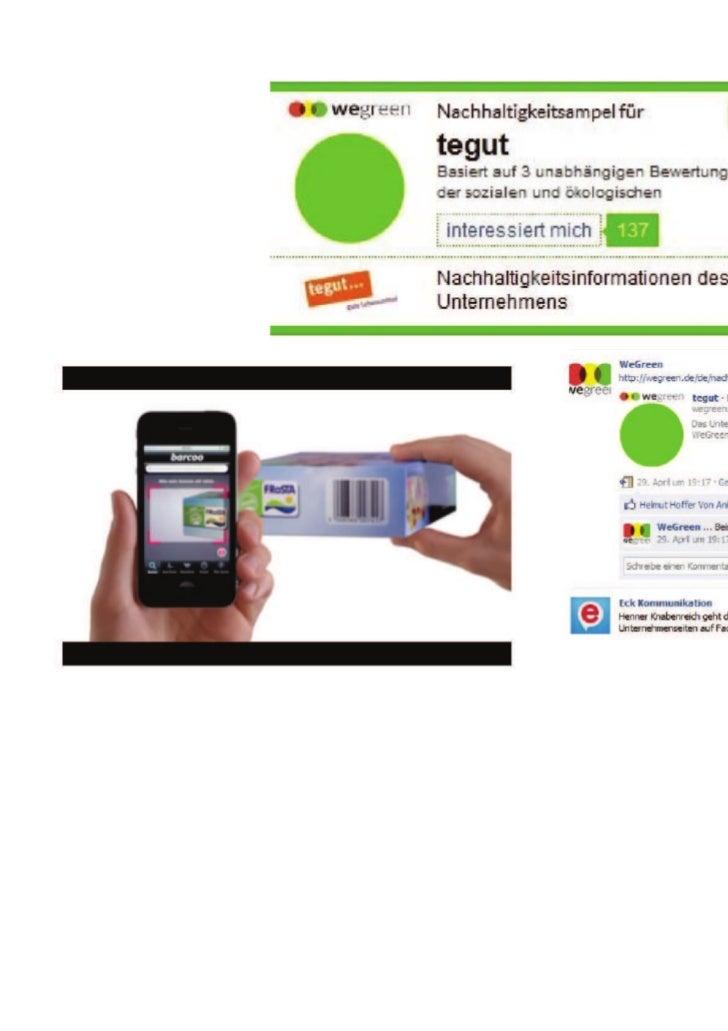 We Green Professional Profil Slide 3