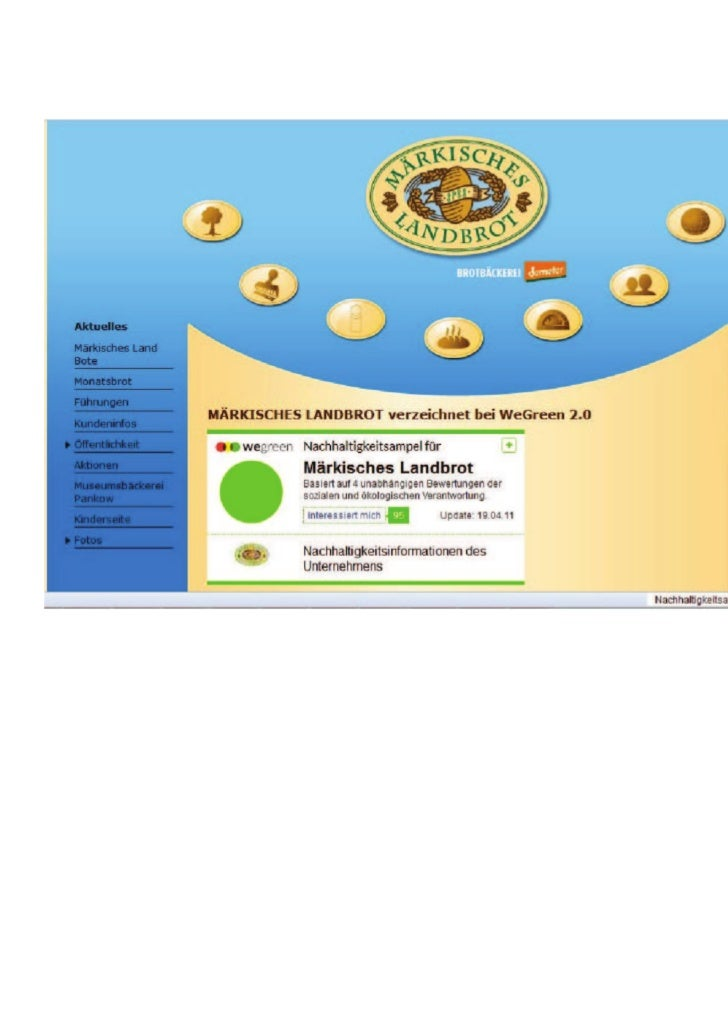 We Green Professional Profil