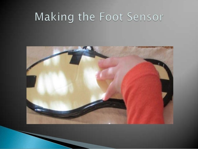 How To Build Weight Bearing Alert Device