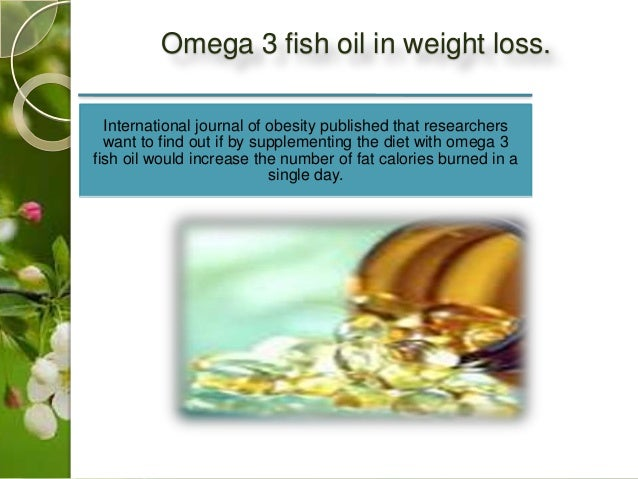 Omega 3 supplements for weight loss dxgala for Best fish for weight loss