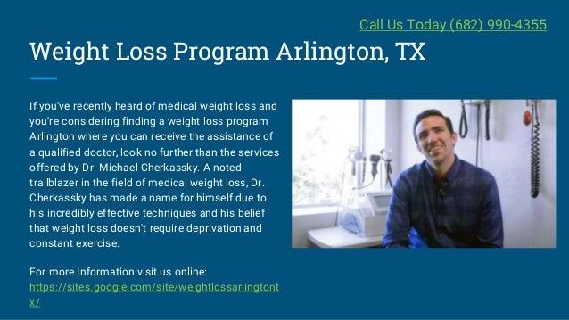 Weight Loss Arlington TX - Dr. Micahel Cherkassky