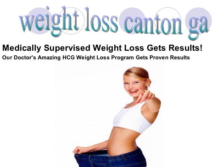 Weight Loss Canton Ga