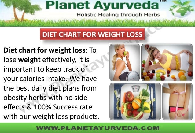 weight loss ayurvedic diet plan