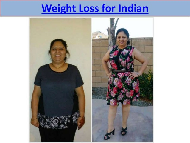 Weight loss for indian