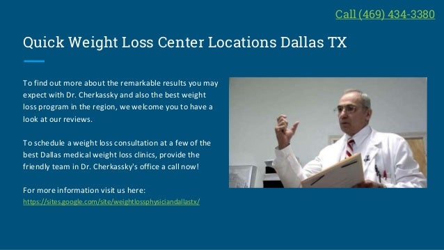 Weight Loss Physician Dallas Tx