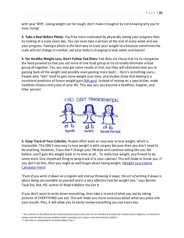 Step by step weight loss plan with 150 weight loss tips 31 fandeluxe Images