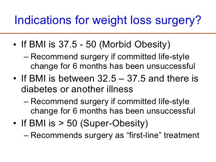 Weight Loss Surgery Safe Effective