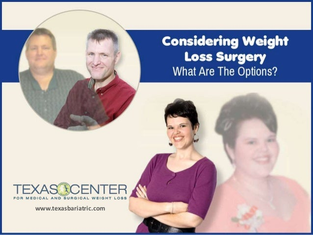 Weight Loss Surgery In San Antonio Things To Know