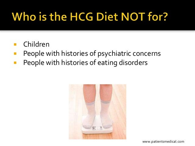 Weight No More! HCG Diet Seminar with Dr. Marcia A. Harris