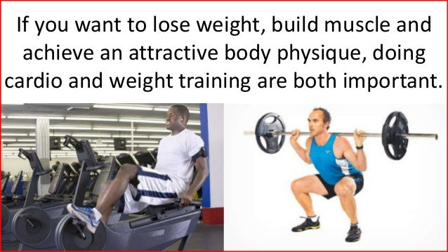 Weight Training Or Cardio