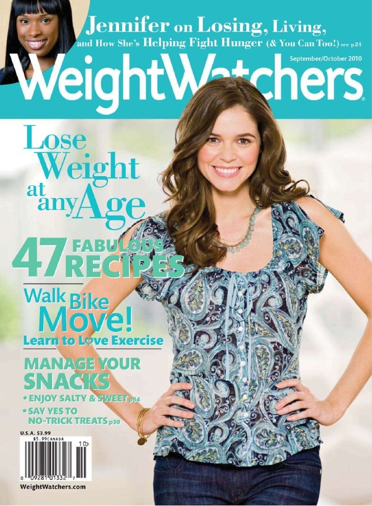 Weight watchers 2010 09-10