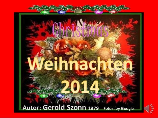 Autor: Gerold Szonn 1979 Fotos: by Google