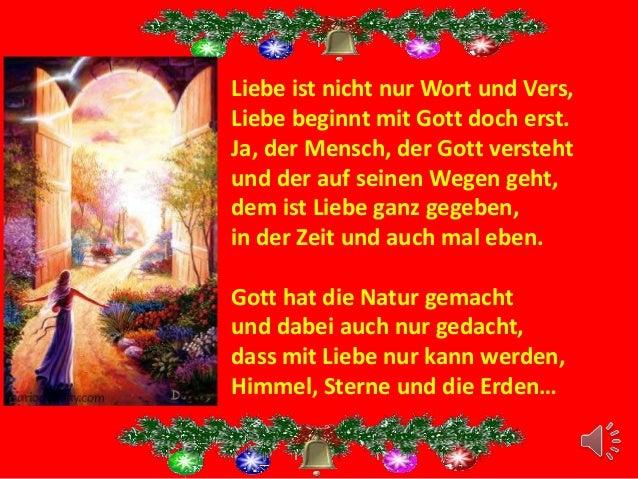 Weihnachten 2014 Besinnliches zu Weihnachten