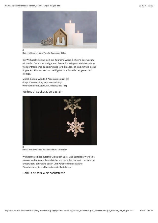 weihnachten dekoration kerzen sterne engel kugeln etc. Black Bedroom Furniture Sets. Home Design Ideas