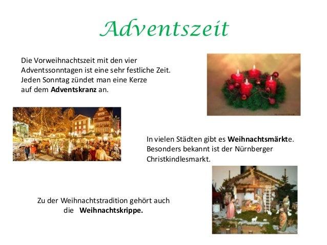 Weihnachten in Deutschland Slide 2