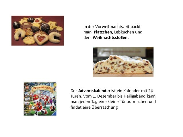 Weihnachten in Deutschland Slide 3