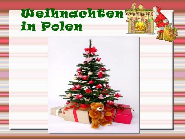 Geschenke weihnachten polen