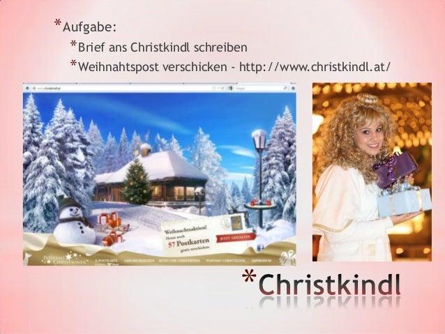 * Stille Nacht, heilige Nacht  * gilt als das bekannteste    Weihnachtslied der Welt. Es ist in    Österreich, wo es kompo...