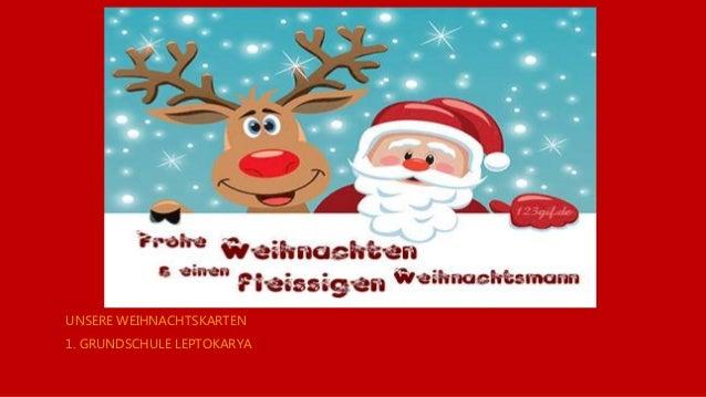 Weihnachtskarten leptokarya for Weihnachtskarten kostenlos