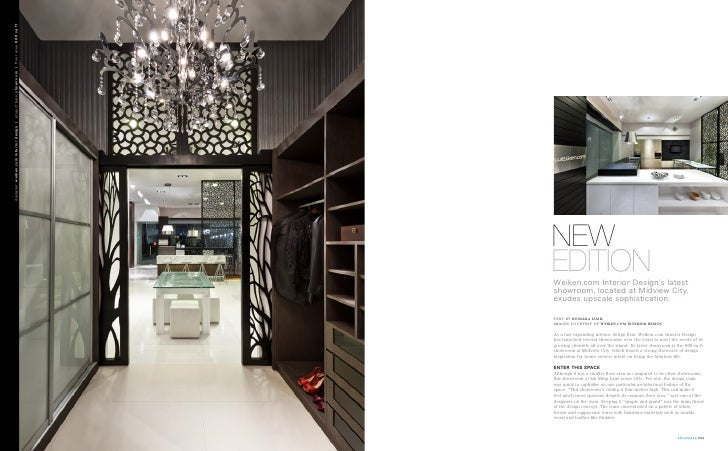 designer weikencom interior design project type showroom floor area - Weiken Interior Design