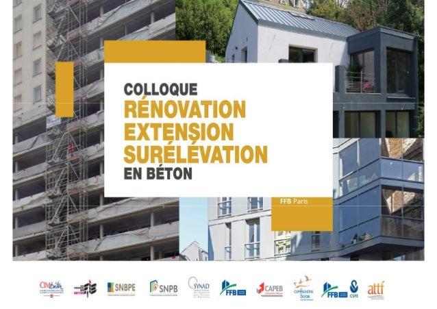 Réhabilitation de l'hotel Lutetia Jean-Marc WEILL Jeudi 10 novembre 2016 FFB Paris