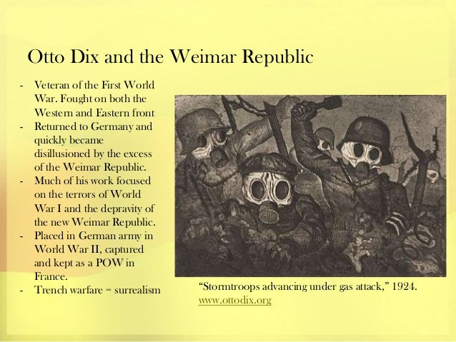 the weimar republic and the rise of germany As with the rise of mussolini to power in italy the failure of the weimar republic and the triumph of totalitarianism was due to the interaction of the.